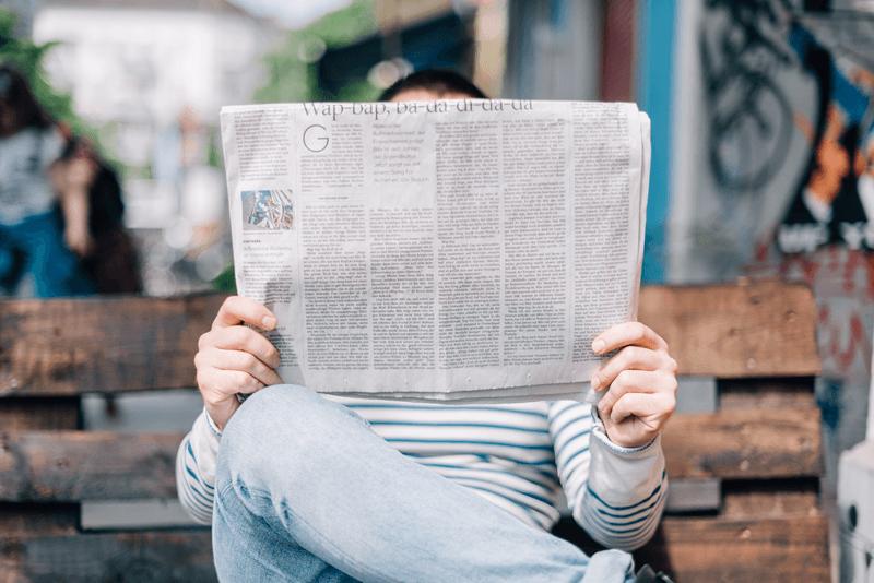 Naturpott Borkenenberge in der allgemeinen Zeitung