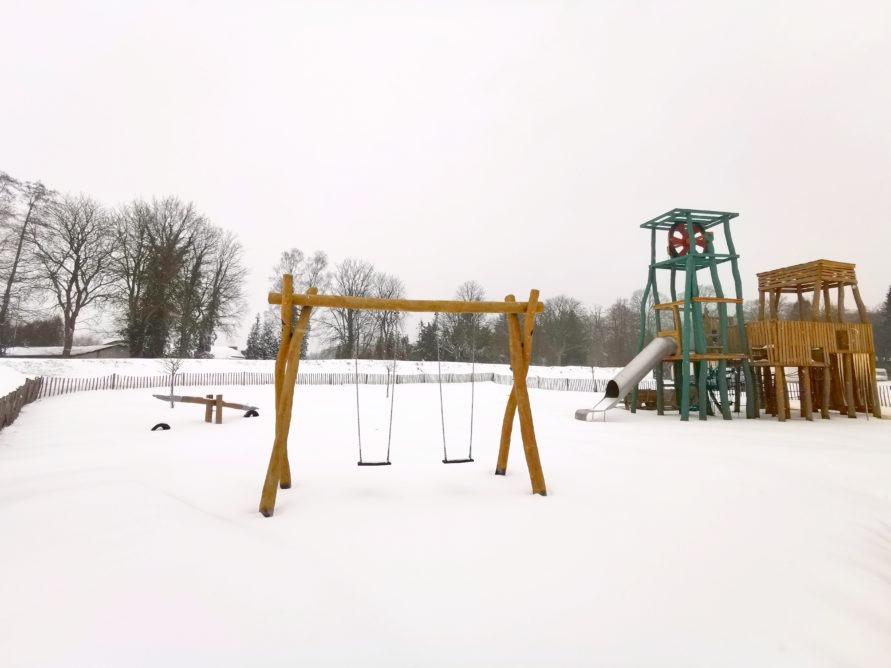 Wintercamping im Naturpott?